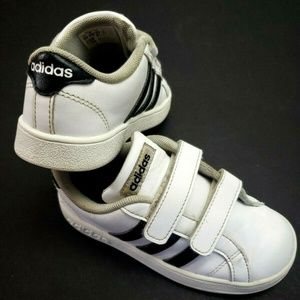 Adidas VL Court 2.0 Kids/Toddler Shoes